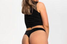 Often referred to as THE Thong of Thongs! They are sexy, comfy,buttery and literally INVISIBLE.